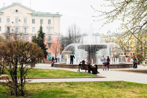 Кемерово. Промышленный центр Сибири