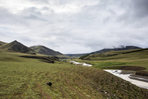Travelling in Tuva feels like exploring another planet
