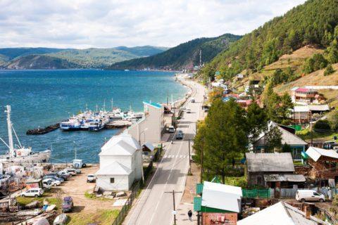 Самостоятельное путешествие на Байкал: Листвянка