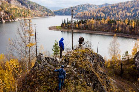 Чем заняться: отдых на Красноярском море