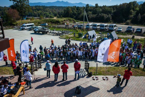 12 000 волонтеров собрали 27 000 мешков мусора с заповедной Сибири
