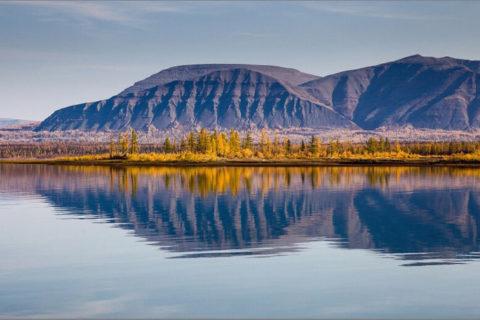 Путешествие на плато Путорана