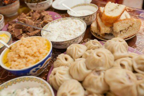Национальная кухня народов Сибири