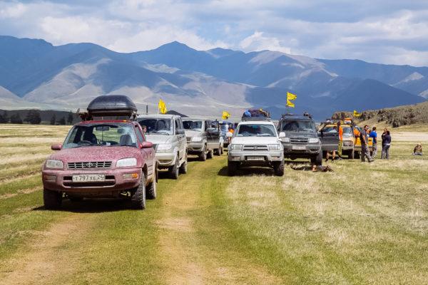 Экспедиция на своем авто по Сибири (Алтай, Тыва, Хакасия)