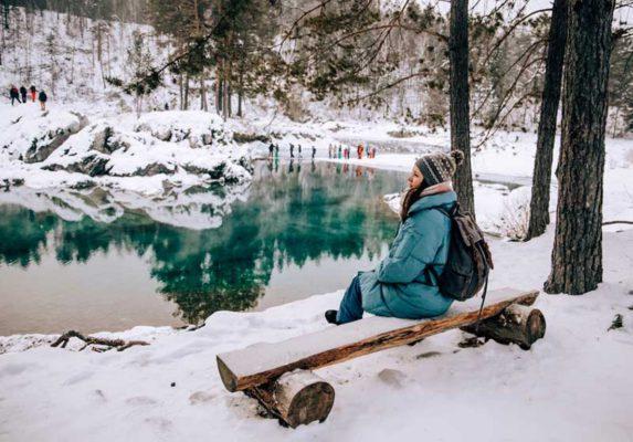 Зима и Рождество на Алтае, 8 дней
