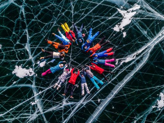 Байкальский лед 2020: тур на Малое море