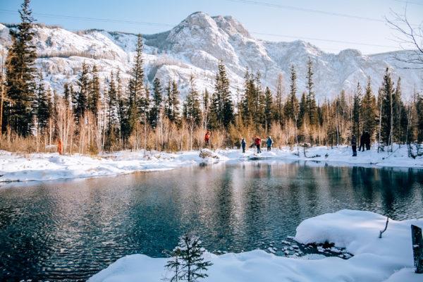 Зима на Алтае 2021, 8 дней